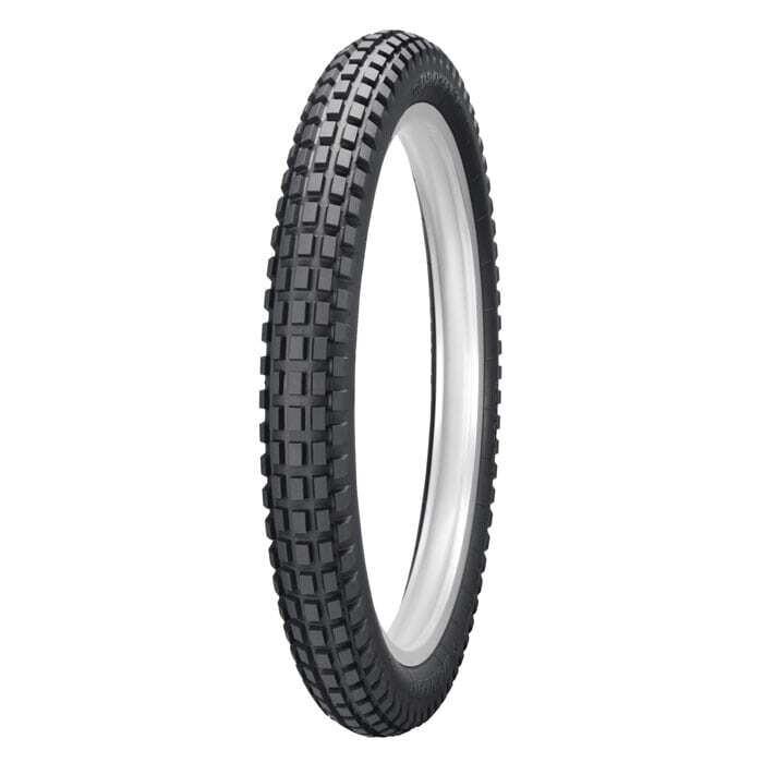 Tire, Front, D803GP, Dunlop