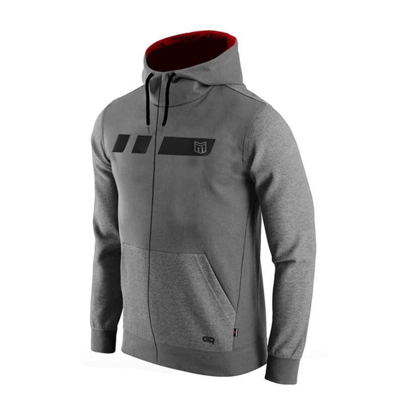 Jacket, Hoodie, Zipper, COMAS