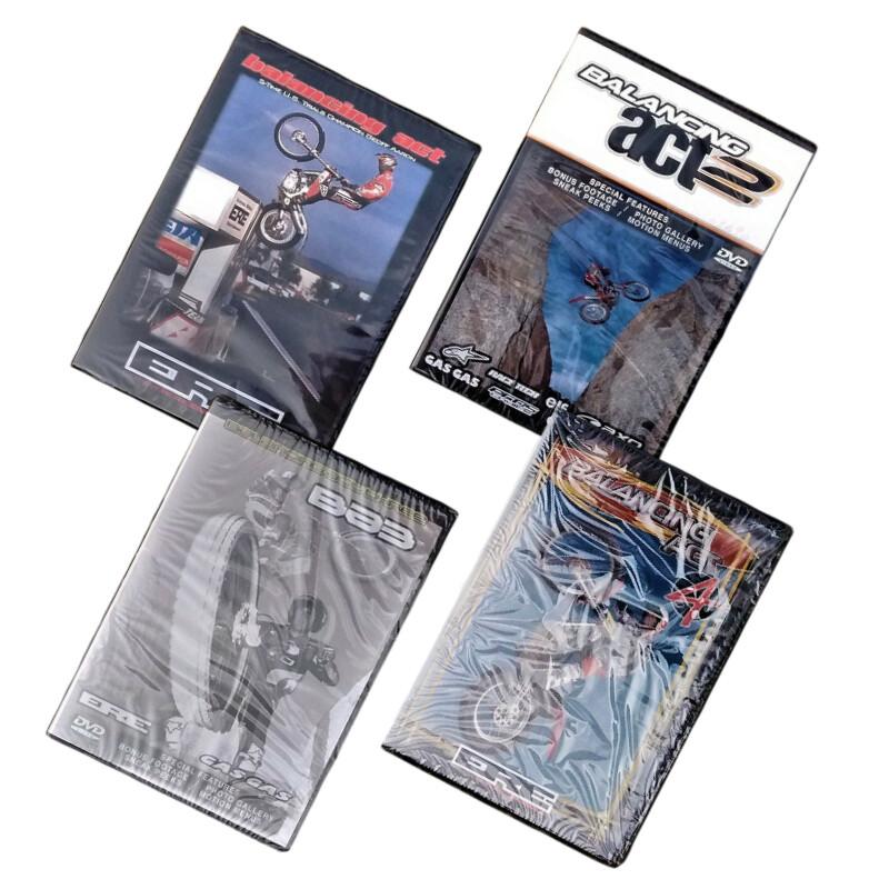 Balancing Act, 4 DVD Set, ERE