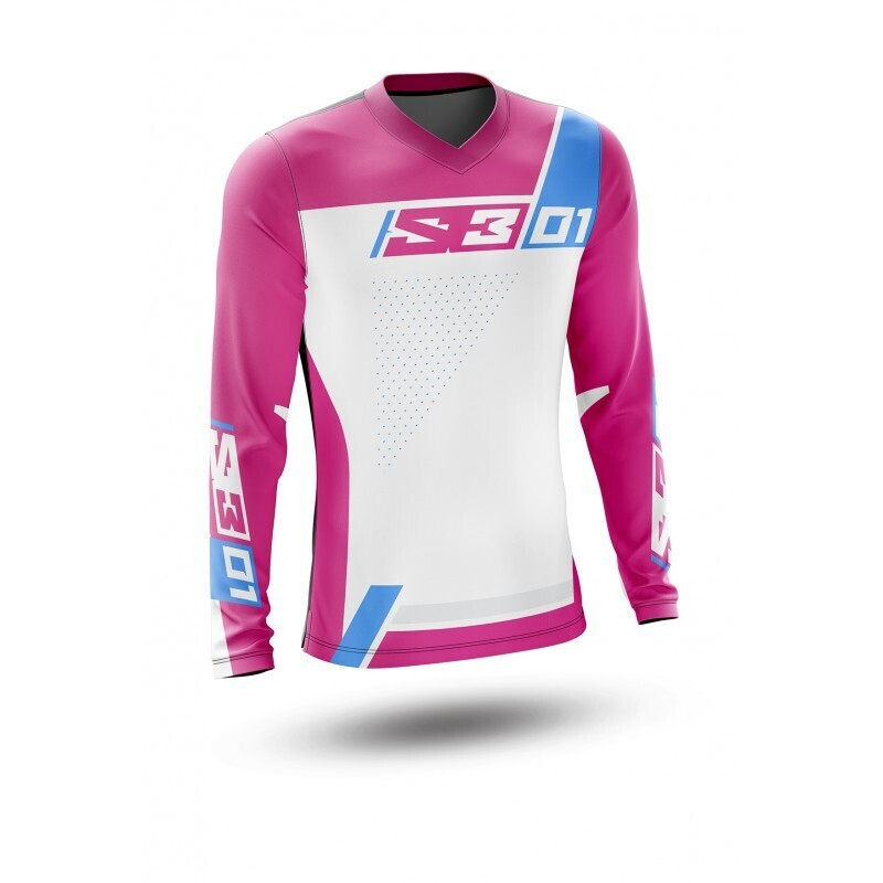 Jersey, Collection 01, Rosa, S3