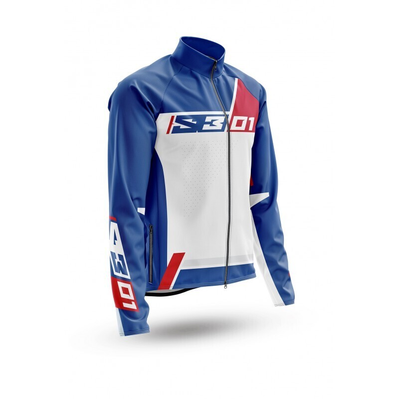 Jacket, Collection 01, Patriot, S3