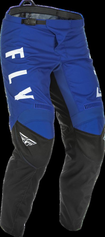 Pants, F-16, Fly Racing (Blue/Grey/Black)