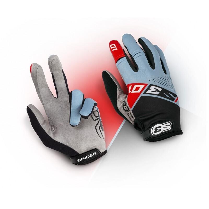 Gloves, Spider, Gris, S3