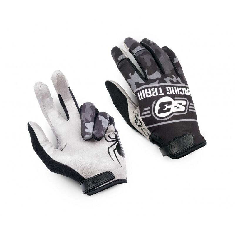 Gloves, Spider, S3 (Blackjack)