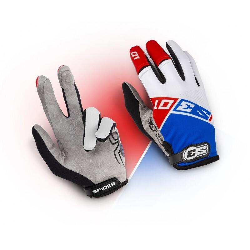 Gloves, Spider, Patriot, S3