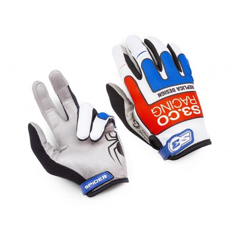 Gloves, Spider, S3 (White Bosco)