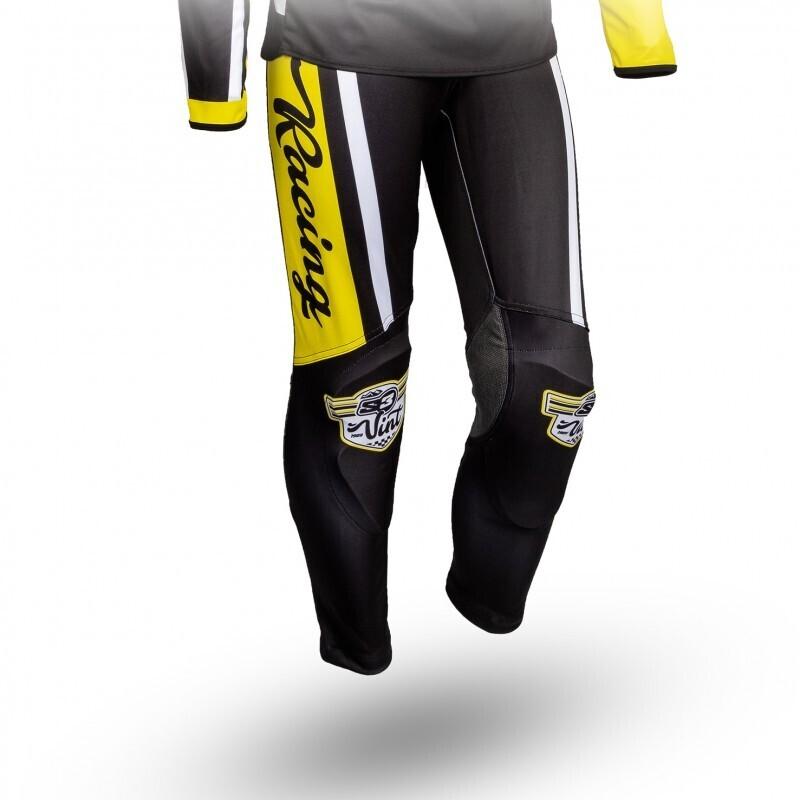 Pants, VINT Pilot, S3, (Yellow)