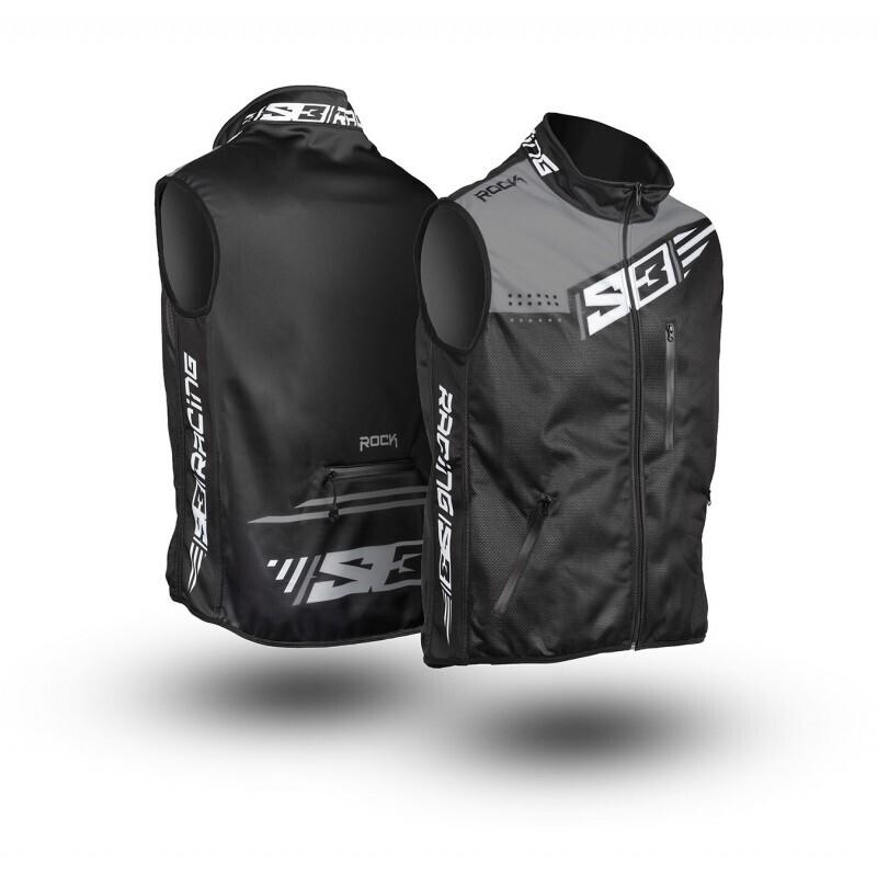 Vest, B-Warmer, S3 (Grey)