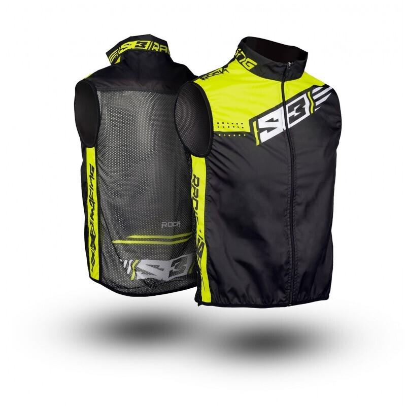 Vest, Technical Windy, S3 (Yellow)