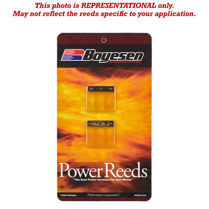Reeds, Power Reeds, Boyesen