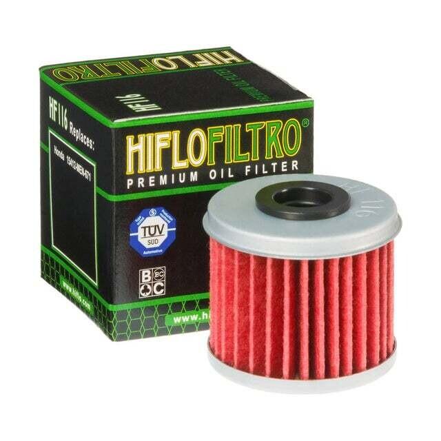 Filter, Oil, HF116, HiFlo (Montesa 4RT)
