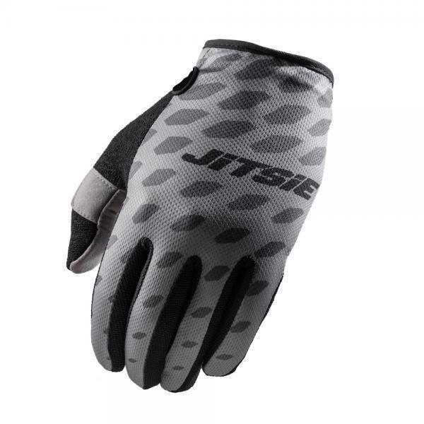 Gloves, G2, Danjon, Jitsie (Grey)
