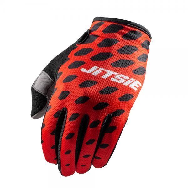 Gloves, G2, Danjon, Jitsie (Red)