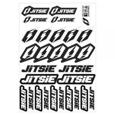 Stickers, Sheet, Jitsie (14.8x21cm)