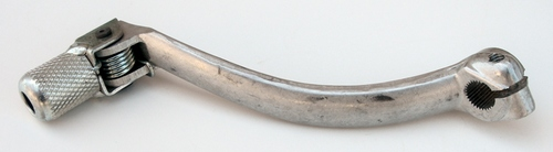 Gear Shift Lever - Scorpa 250 4T - Silver