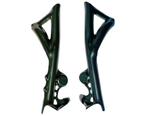 Jitsie Frame Guards - Gas Gas Pro/Raga 2011 (Set of 2)