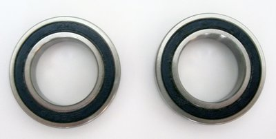 Front Wheel Bearings (Set of 2)
