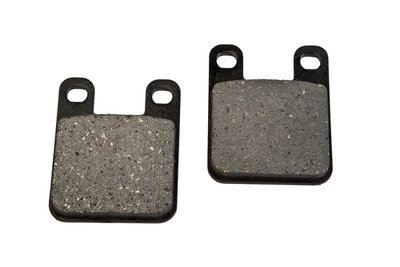 Galfer Brake Pads - Front - 2 Piston (Semi Metalic)