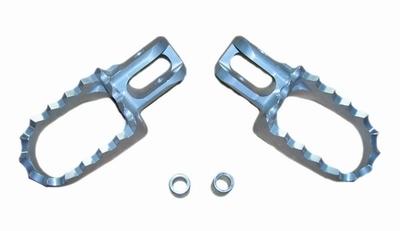 Aluminum Footpegs - (Set of 2)