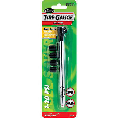 SLIME Low Pressure Tire Gauge