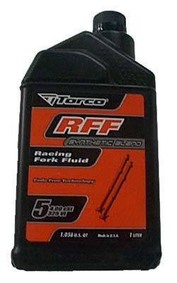 Torco RFF Racing Fork Fluid  5W (Liter)