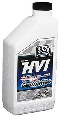 Bel-Ray HVI Racing Suspension Fluid 5W (Liter)