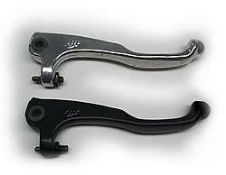 AJP Hydraulic Brake Lever - Short Style - Chrome or Black