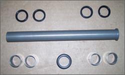 Swing Arm Shaft, Bushing and Seal Kit - Gas Gas