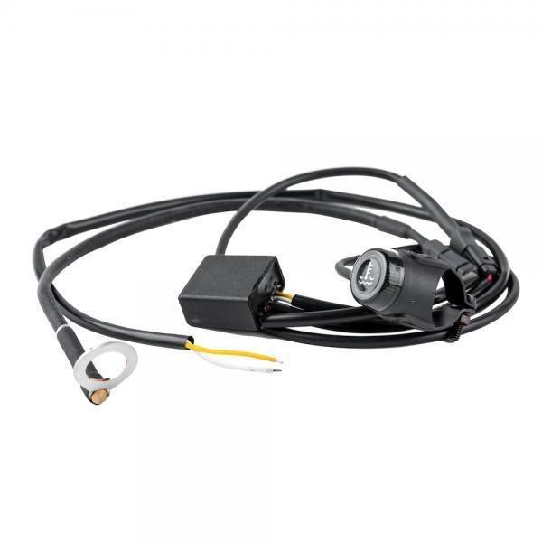 Warning Light, Temperature Sensor, for Engine