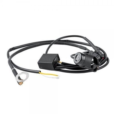 Temperature Sensor Warning Light for Engine