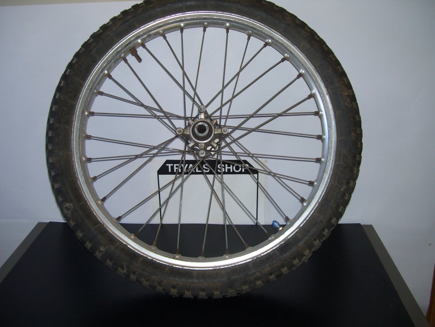 Wheel, Front, Beta Techno
