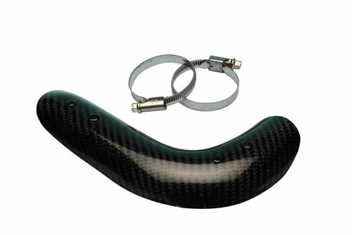 Guard, Head Pipe, Carbon Fiber, Gas Gas