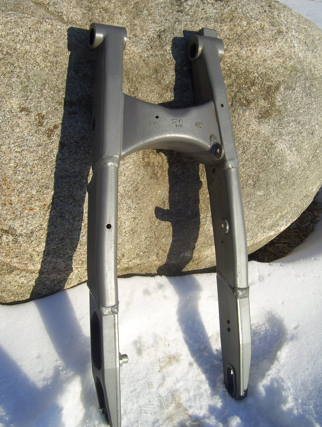 Swing Arm, Fantic Section, New