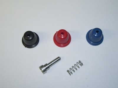 Master Cylinder Linkage with Rubber