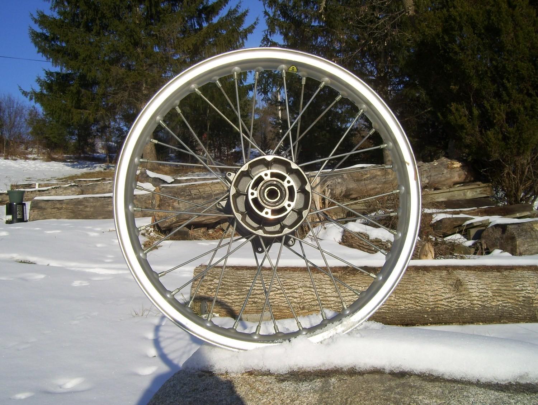 Aprilia Climber rear wheel new