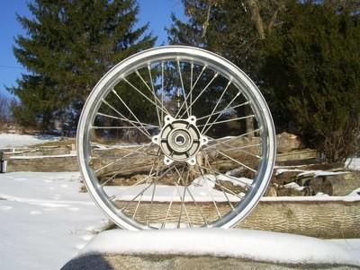 Wheel, Rear, Complete, Aprilia Climber (New)