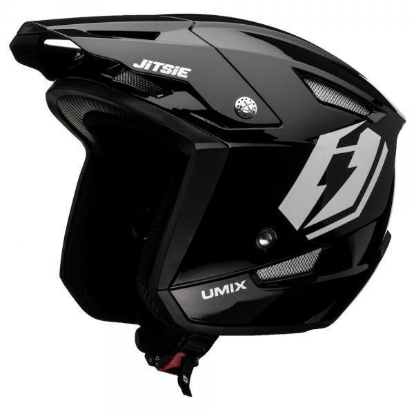 Helmet, HT1, Umix, Jitsie (Black)