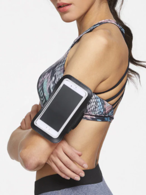 WAS $17.95 - 30% OFF! Great Looking Cell Phone Armband Unisex