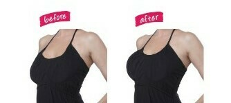 Instant Breast Lift    3 Pair  Size DD & UP (includes Modesty Nipple Cover)