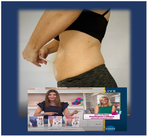 NEW Instant Tummy Lift SOLD OUT on HSN/QVC in minutes!  Use COUPON CODE 15OFF & Get 25 Pair for $59 Today.