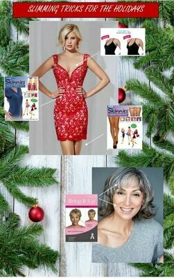 Holiday Lift Kit Special 50 Piece Lift Kit - Includes 5 Pr Thigh Lifts, 5 Tummy Lifts, 16 Pr Eye Lifts, 16 Pr Neck Lifts & 3 Pr Breast Lifts.  Use COUPON CODE  HOLIDAY21 - Reg $80 on Sale Today $59!