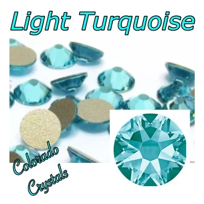 Light Turquoise 9ss 2058