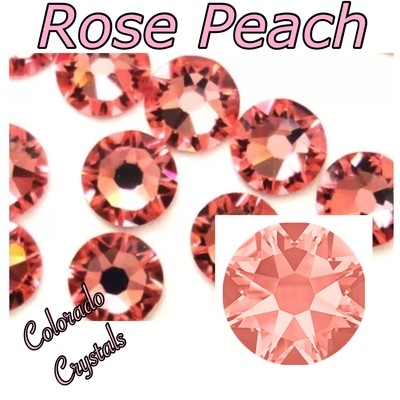 Rose Peach 9ss 2058