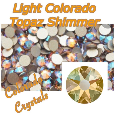 Light Colorado Topaz Shimmer 20ss