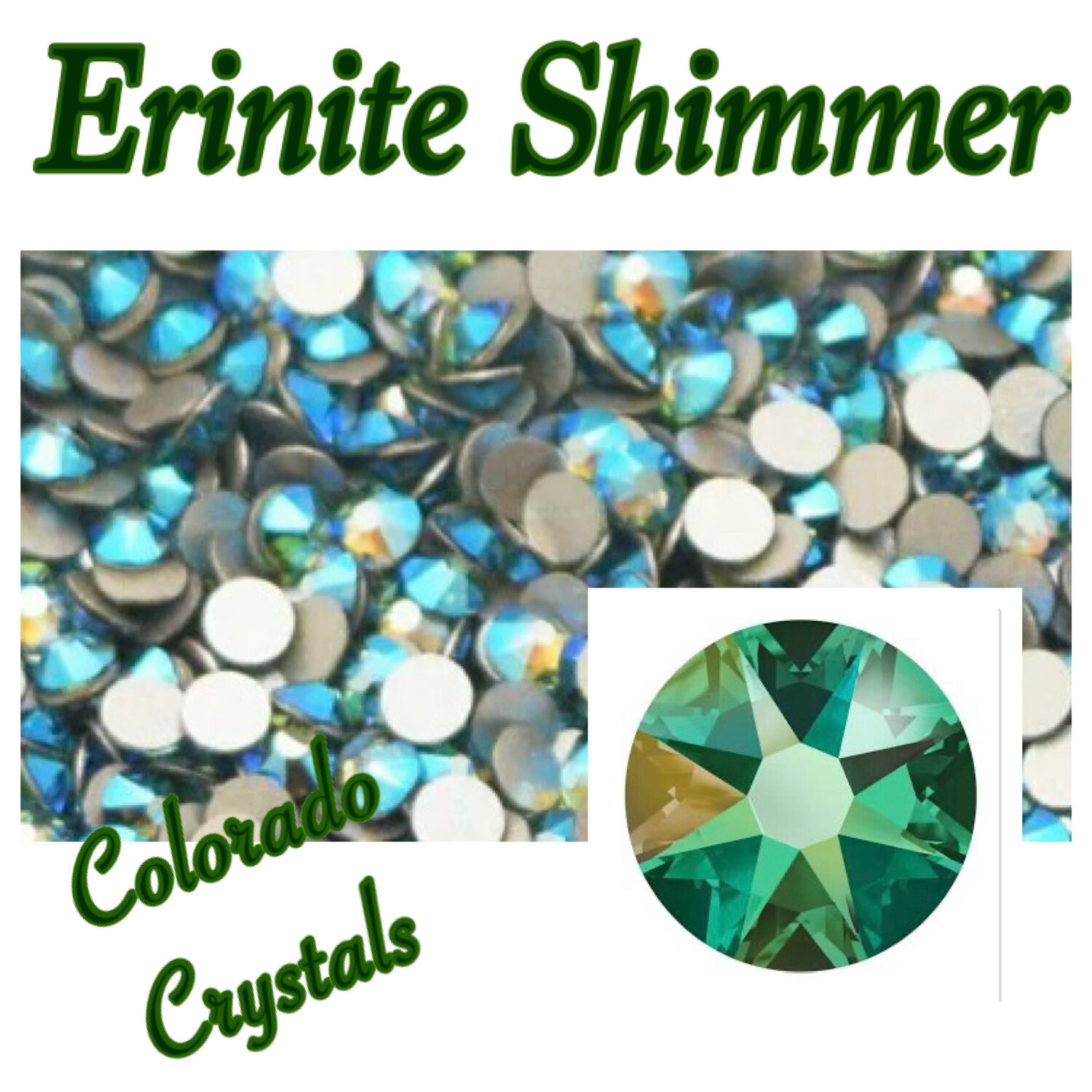 Erinite Shimmer 9ss 2058 Limited