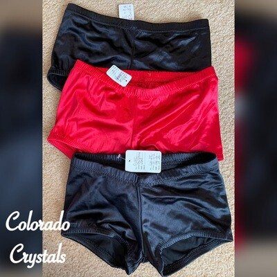Custom made Adult XS gently used Audition or athletic Shorts discounted