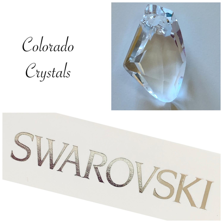 Crystal Galactic Pendant 6656 Swarovski