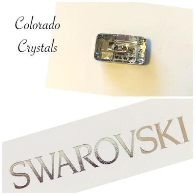 Chessboard Button 3093 Swarovski