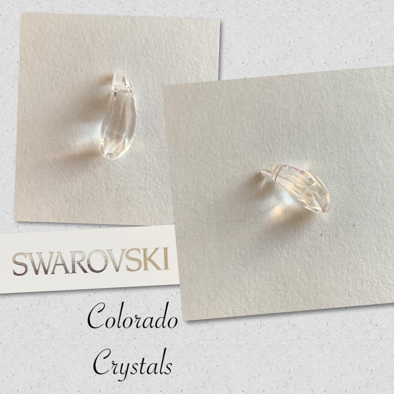 Crystal Aquiline Bead 5531 Swarovski