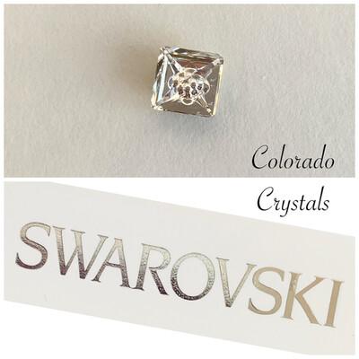 Crystal Vision Square #4481 Swarovski